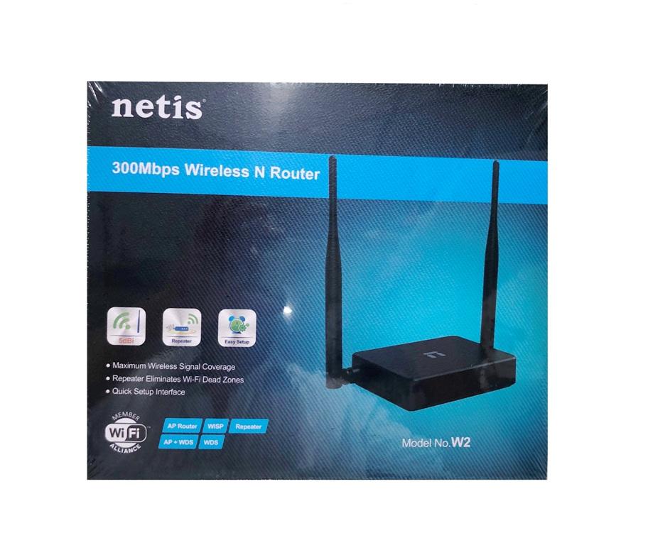 300Mbps Netis W2 Безжичен рутер