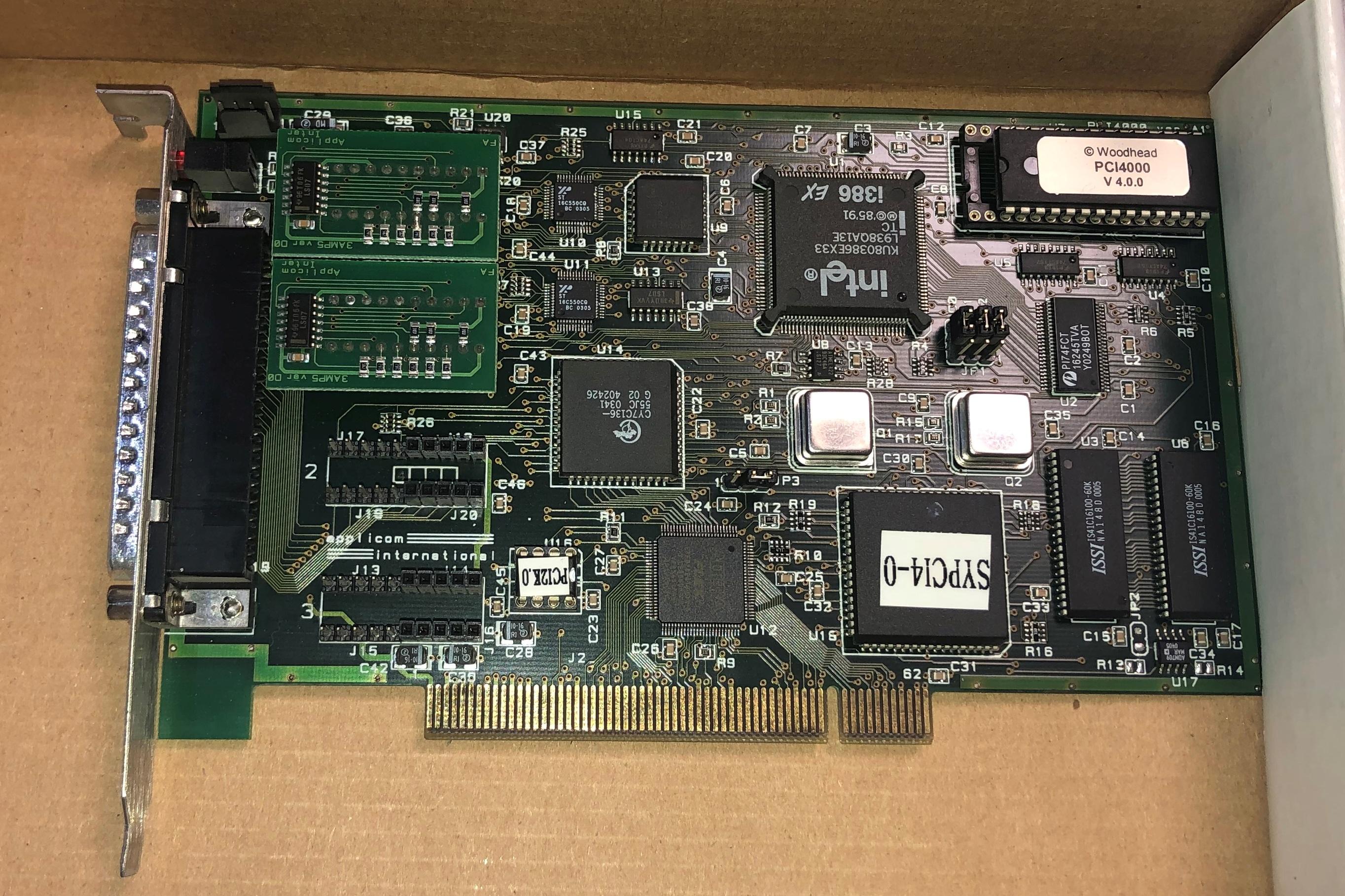 Applicom PCI 4000 (PCI4000)