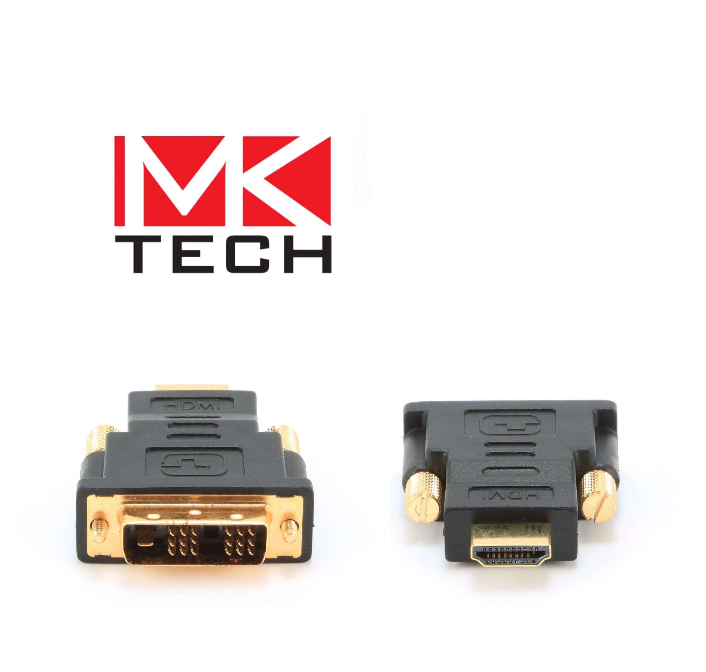 HDMI to DVI male MKTECH