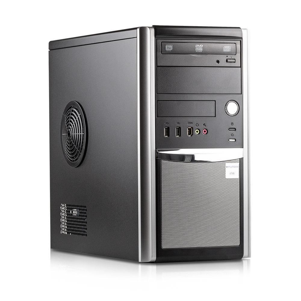 Компютър HYUNDAI PENTINO(i5-4670/8GB/500GB)