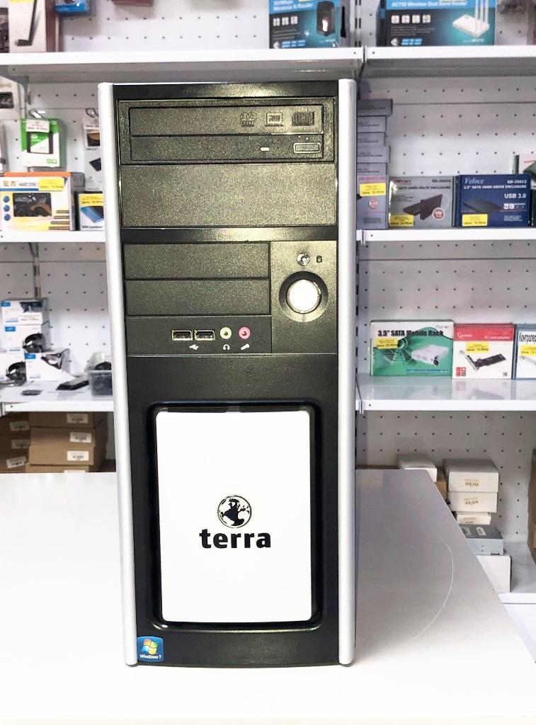 Компютър TERRA (G640/4GB/500GB/DVD-RW)