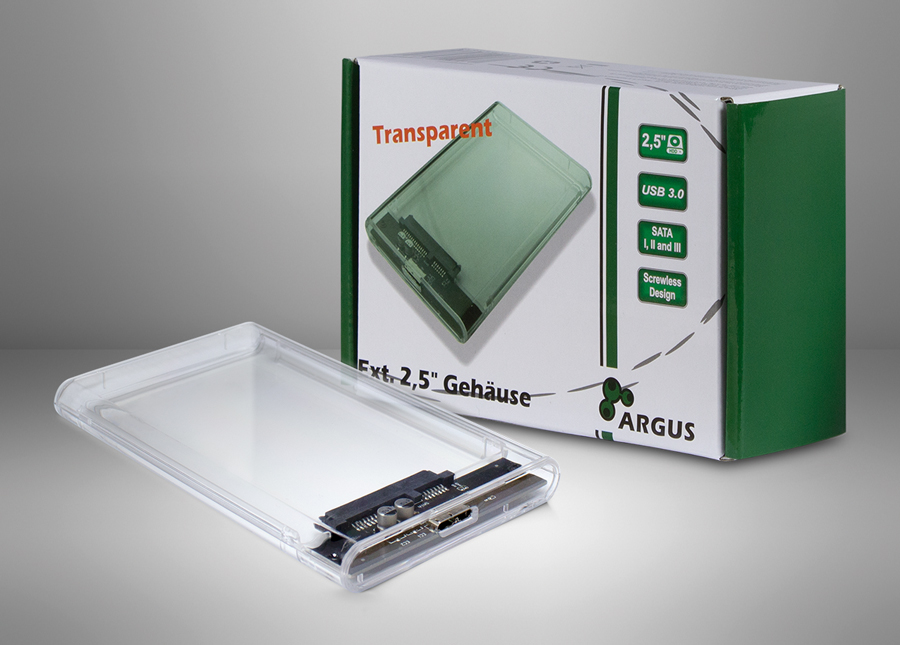 Кутия за диск 2.5``USB3.0 SATA GD-25000