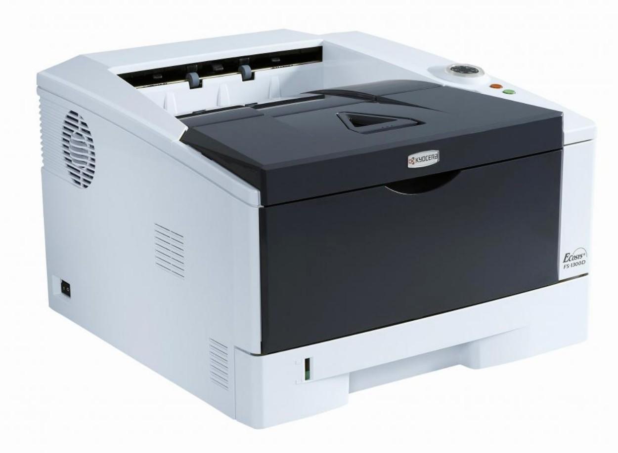 Лазерен принтер Kyocera FS-1300D