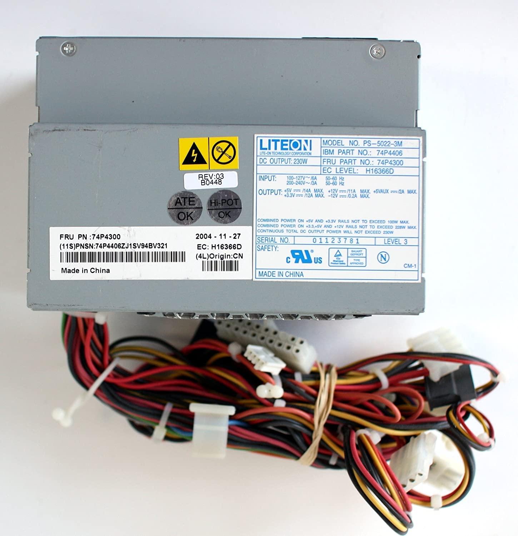 LiteOn PS-5022-3M 230W