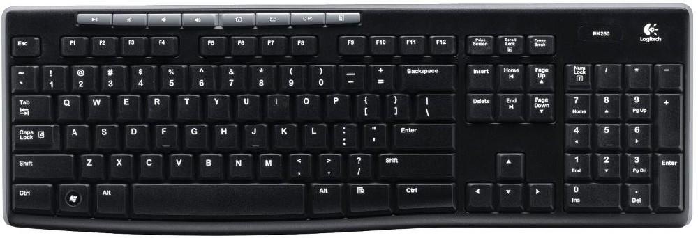 Logitech K260 Wireless Keyboard без ресиийвър