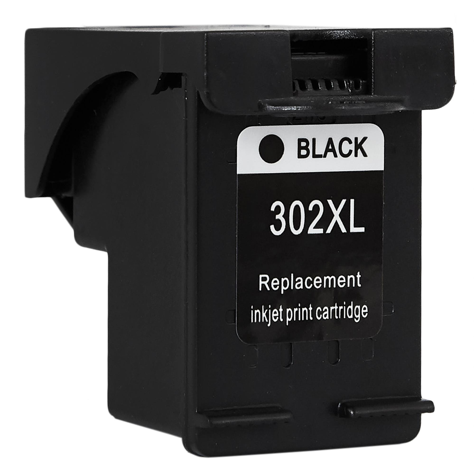 Мастилница HP 302XL Black F6U68AE С-ма