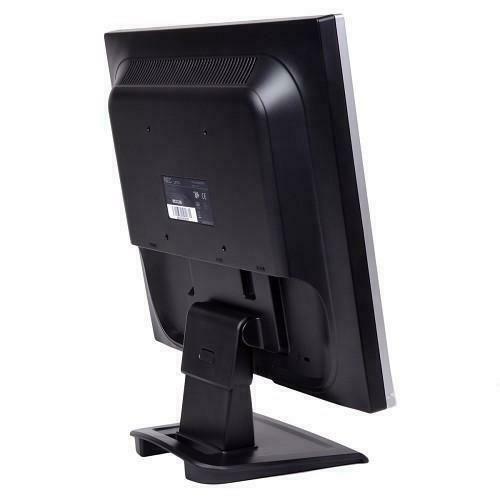 "Монитор 17"" NEC LX17M LCD 5:4 black/silver"