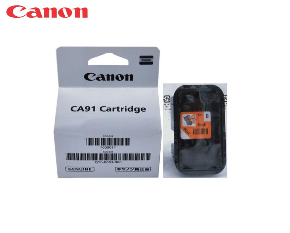 Печатаща Глава Canon CA91 Cartridge Black ORIGIN