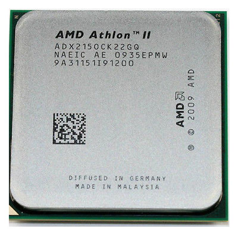 Процесор AM3 AMD Athlon II X2 215 2.7GHz 2-Core