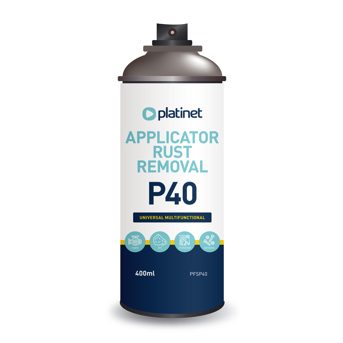 Remove Cleaner Corrossion Protector Platinet P40