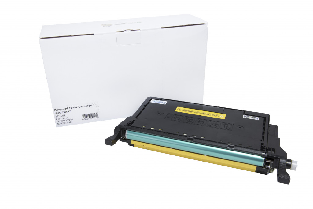 Samsung CLT- 5082 Yellow(4K) (CLP620A) С-ма