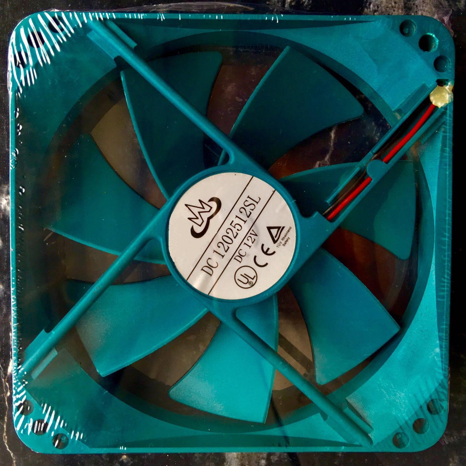 Вентилатор 120x120x25mm 1202512SL DONG
