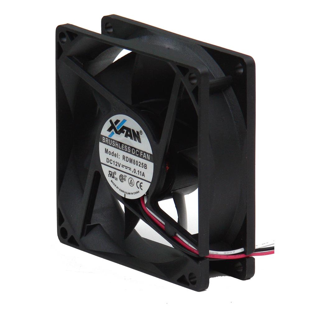 Вентилатор  80x80x25mm Xinruilian RDM8025B