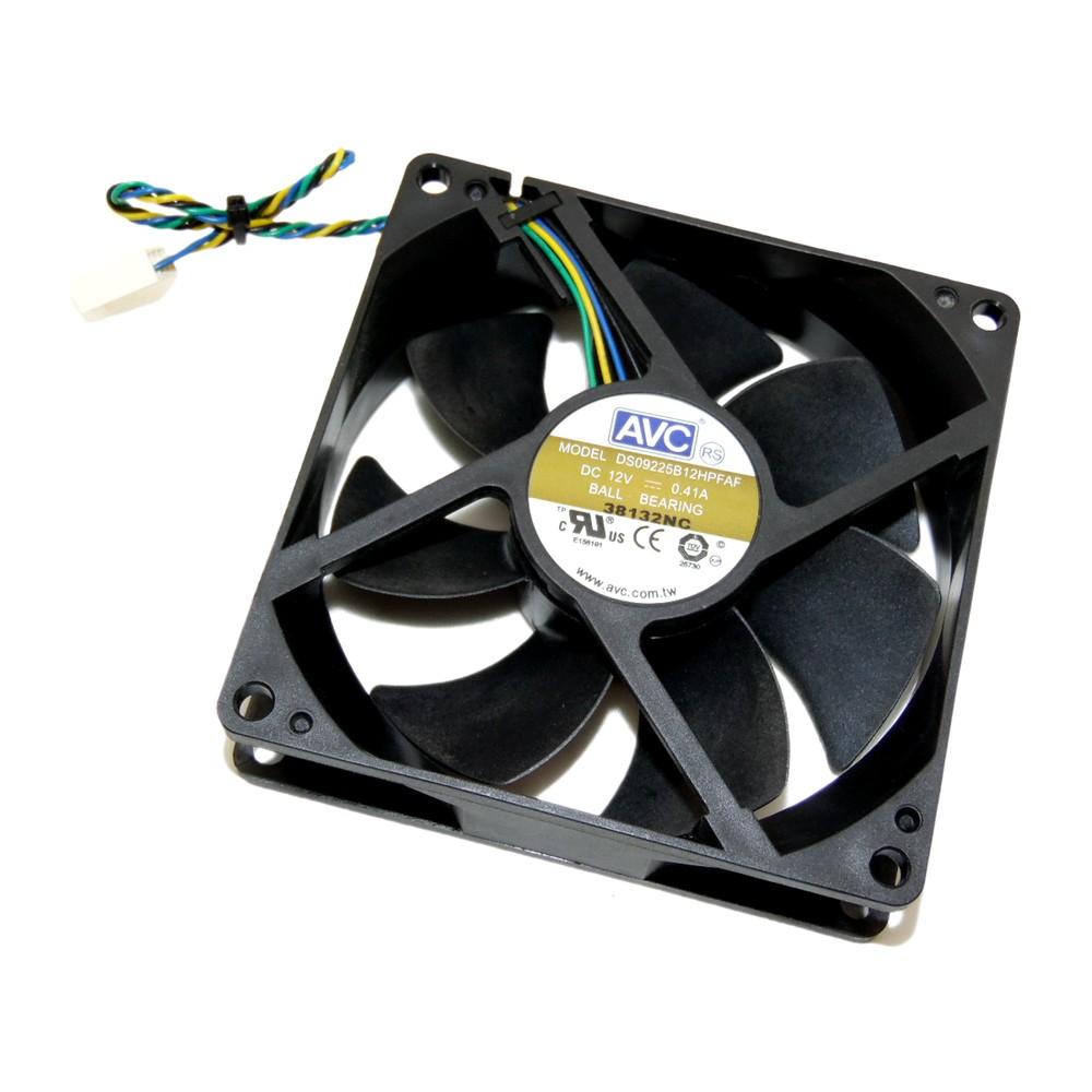 Вентилатор  92x92x25mm AVC DS09225B12HPFAF