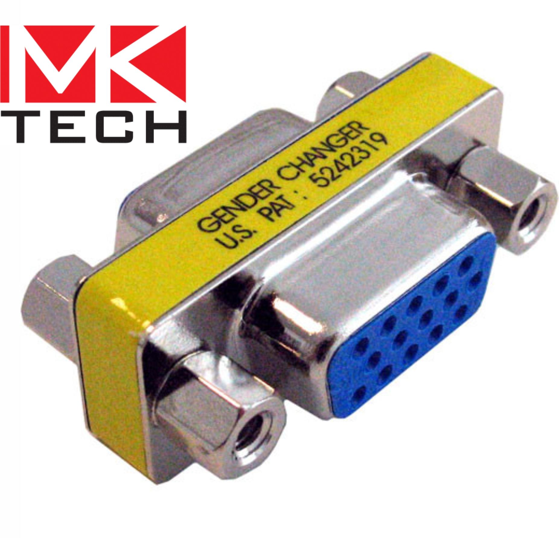 VGA HD15 Male to VGA HD15 Female MKTECH