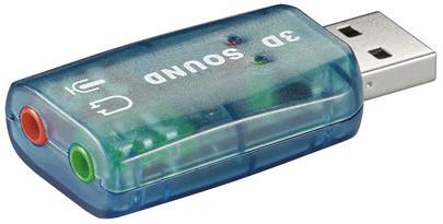 Звукови платка MicroConnect USB - Soundcard 2.0